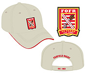 Friends of Fairfield Rugby 50th Anniversary Cap