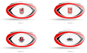 Fairfield Rugby Ball