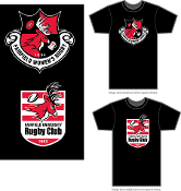 Fairfield Rugby Men's and Women's Team T-Shirt